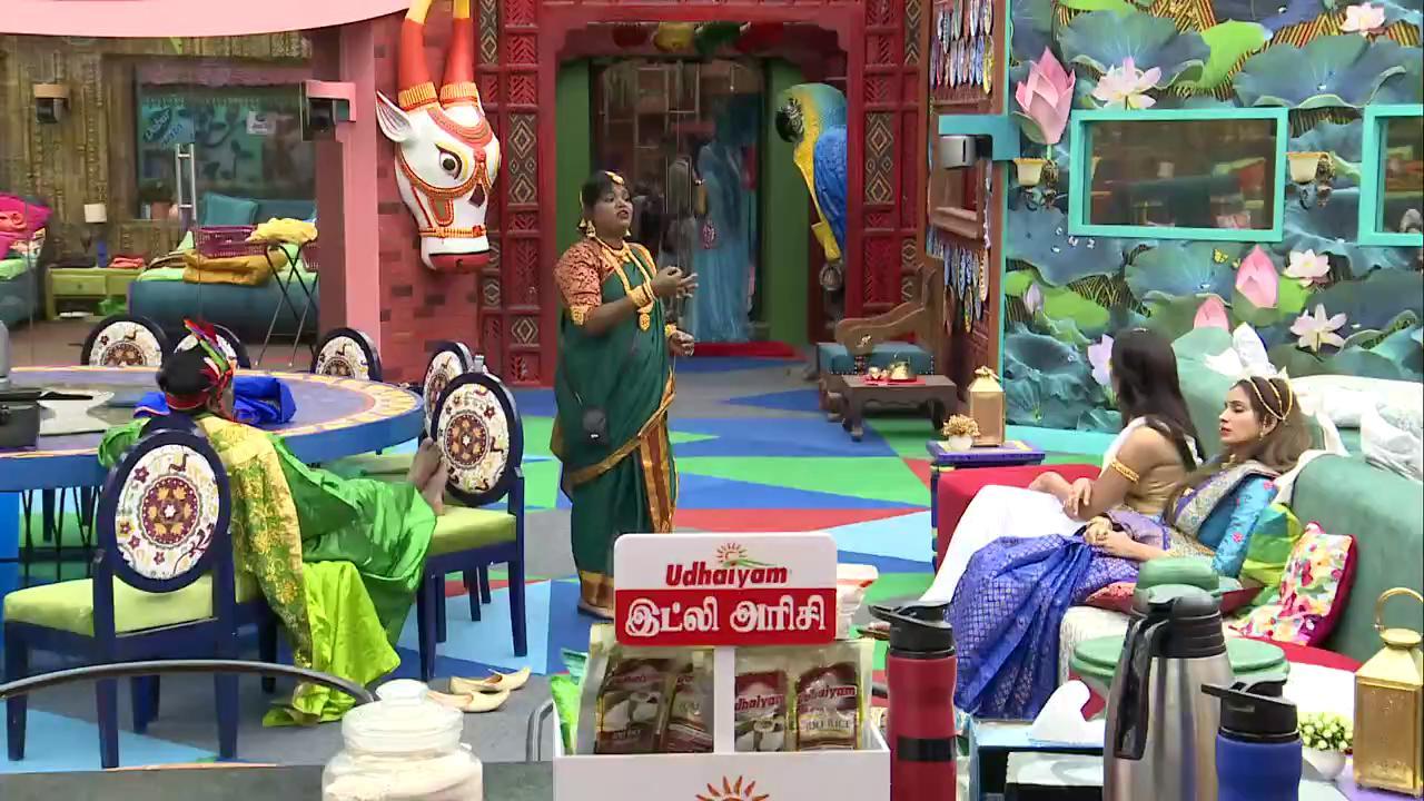 Bigg Boss Tamil – Season 4 – DAY 16 [20.10.2020] – COPYCINEMA.COM